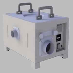 FRAL Desiccant Dehumidifier RY190M