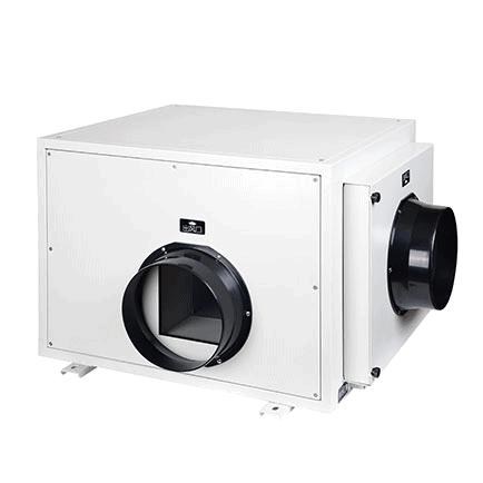 YAKE Ducted Dehumidifier RYDZ-168A