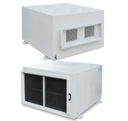 YAKE Ducted Dehumidifier RYDZ-240A